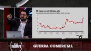 La guerra comercial y el impacto en Uruguay