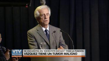 Salud del Presidente: Oncólogo trantante confirmó la presencia de un tumor malingo